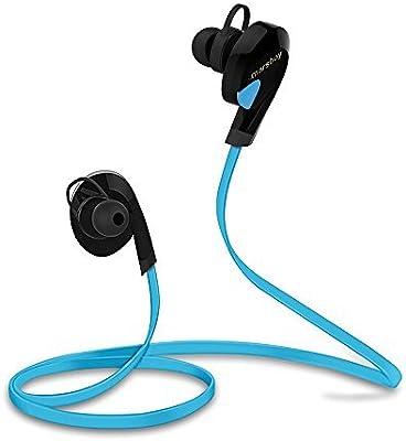 marsboy Nice17 - Auriculares Deportivos Bluetooth V4.0 Estéreo ...