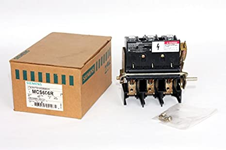 Siemens mcs606r disconnect switch 60 amp 600v amazon siemens mcs606r disconnect switch 60 amp 600v sciox Images