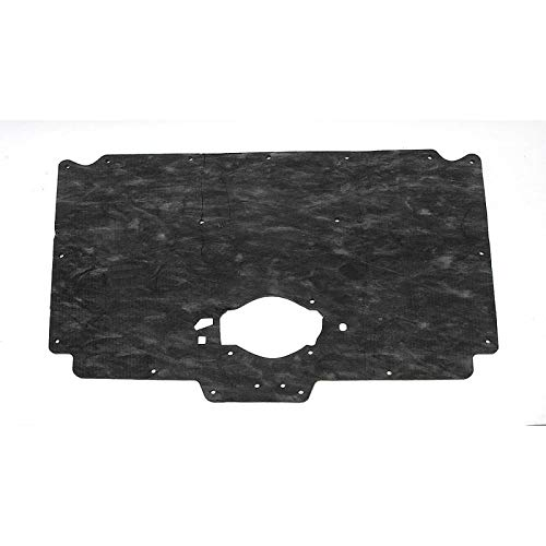 Eckler's Premier Quality Products 33-150270 Camaro Hood Insulation, Z28 With Cross Fire Fuel Injection