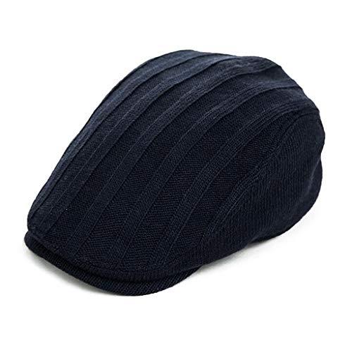 De Para Plana Tamaños Cm Navy Hat Vendedor Colores Ylumin irlandesa Winter Gatsby Gorra 58 Driver 60 Ivy Hombre 2 Periódicos 3 Plana pBxq8t