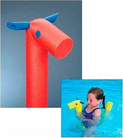 Green Beco piscine Pony Bain de nouilles pour enfants Cheval en mousse de bain Flexi Faisceau