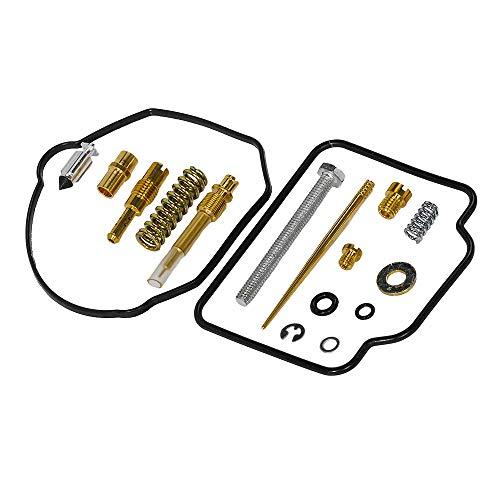 OuyFilters(TM Carburetor Carb Rebuild Repair Kit for 1986 1987 Honda ATC250ES Big Red 86 87