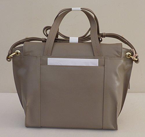 Radley Rrp Leather Multiway 'easton' Bag Medium taupe Grey rqR7B