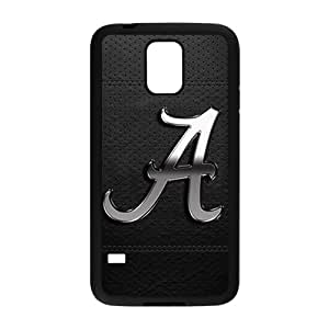 Alabama Crimson Tide Black Phone Case for Samsung Galaxy S5