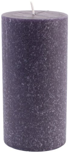 Root Scented Timberline Pillar Candle, 3-Inch by 6-Inch Tall, Very - Starring Floral