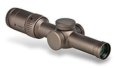 Vortex Optics Razor HD Gen II 1-6x24 SFP Riflescope VMR-2 MRAD