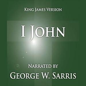 The Holy Bible - KJV: 1 John Audiobook