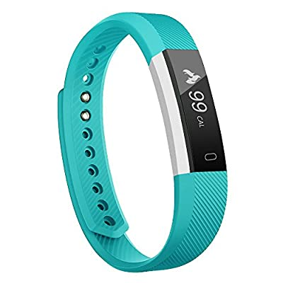 Fitness Tracker, MoreFit Slim HR Heart Rate Touch Screen Activity Monitor Wireless Smart Bracelet Pedometer