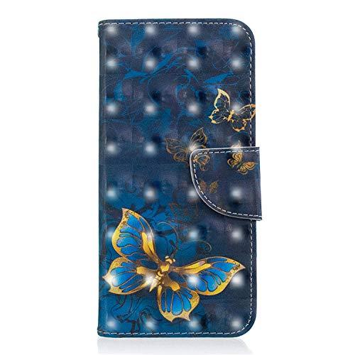 Lomogo Funda Galaxy S8, Funda de Cuero con Cartera para Tarjetas y Cierre Magnetico Soporte Plegable Carcasa Libro Antigolpes...