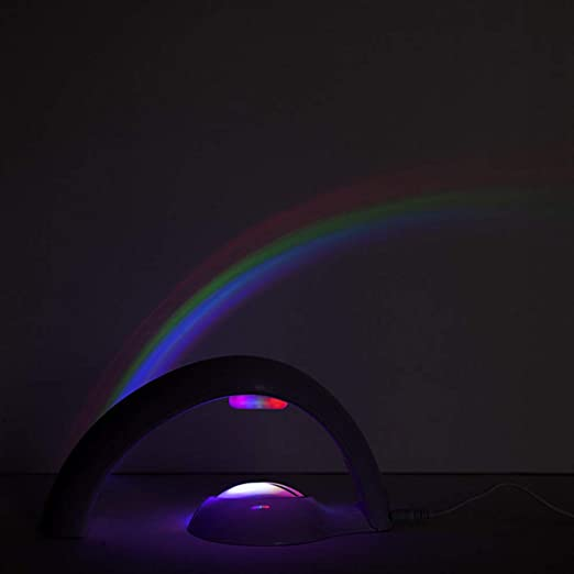 Greenice | Foco Proyector Arco-Iris de LEDs: Amazon.es: Iluminación