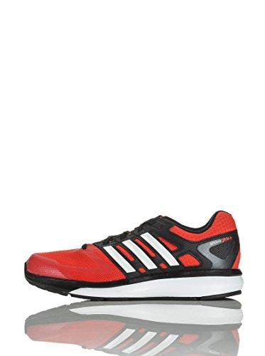 Adidas Junior Kinder Running Snova Glide 6 K Borang/cwhite/cblack, Größe Adidas:35