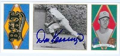 Don Kessinger autographed Baseball Card (Chicago Cubs) 1993 Upper Deck All Time Heroes #80 by Autograph Warehouse
