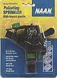 Irrigator Pro 429024 Poly Impulse Sprinkler Head, Black For Sale