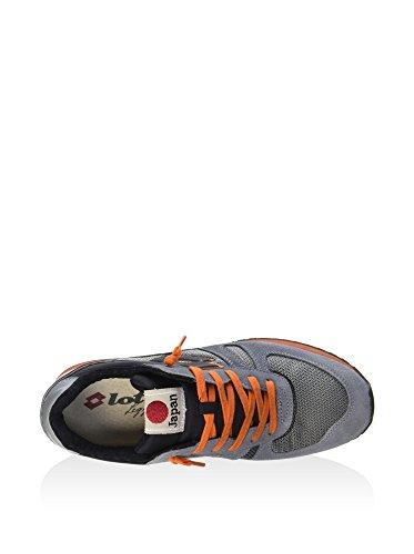 Lotto Tokyo Shibuya - Zapatillas Hombre Gris / Naranja