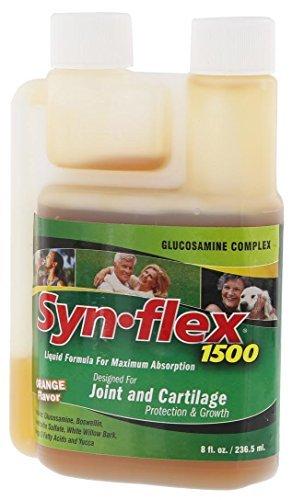 Synflex 1500 - Liquid Glucosamine Formula - 8 fl. oz by Synflex America Glucosamine