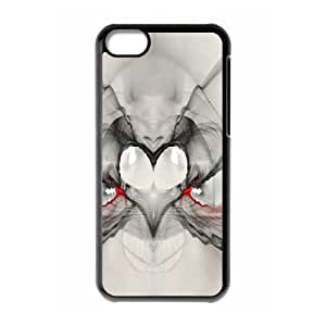 Iphone 5C Heart Phone Back Case Art Print Design Hard Shell Protection TY093405