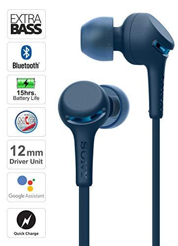 Sony WI-XB400 Wireless Extra Bass Headphones with 15H Playback