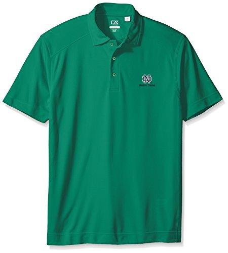 Notre dame fighting irish golf shirt fighting irish golf for Notre dame golf shirts
