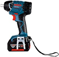 Carton Bosch Professional GDS 18 V-LI Cordless Impact Wrench in Carton Without Battery and Charger