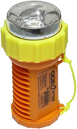 Odeo LED Strobe Flare with Protection Pouch