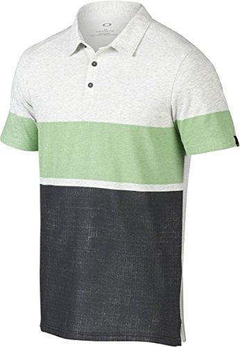 Oakley Mens Conquer Polo Shirt Medium - Oakley Polo Medium