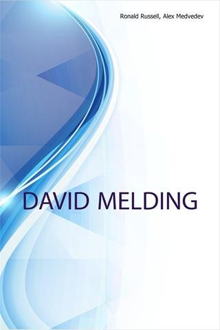 David Melding, Assembly Member at National Assembly for Wales ebook