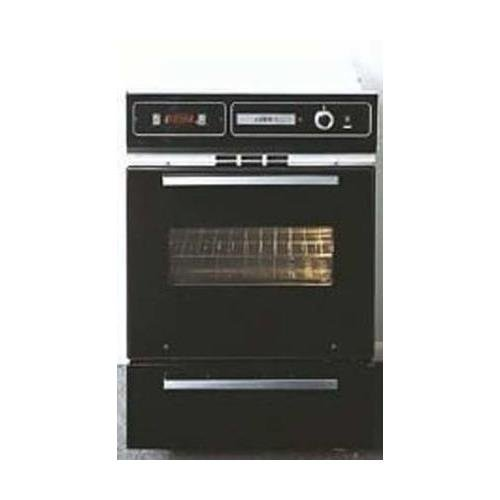 Summit TEM721DK Kitchen Cooking Range, Black
