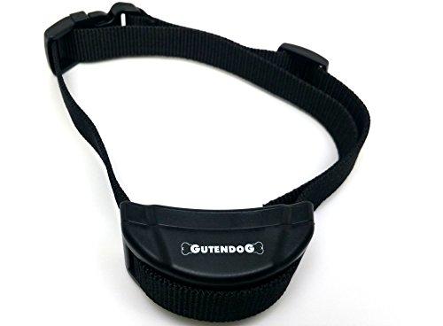 Guten Dog Advanced Bark Training Shock Collar with 7 Levels Sensitivity Control ()
