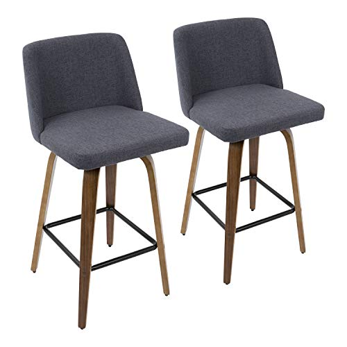 35 in. Toriano Counter Stool - Set of 2
