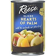 Reese Hearts of Palm Slices, 14-Ounces  (Pack of 6)