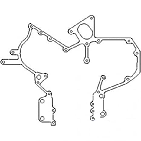 Amazon Com Timing Cover Gasket International 666 3688 Hydro 100 986