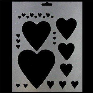 Heart Stencil ()