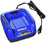 Kobalt 40-Volt Lithium Ion (Li-Ion) Cordless Power Equipment Battery Charger