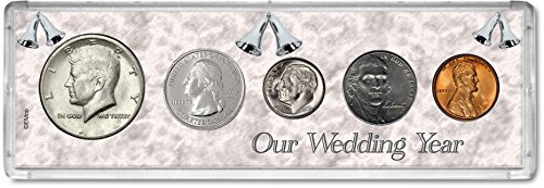 2009 Year Coin Set : 8th Anniversary Gift - Our Wedding Year (Year 8 Anniversary Gift)
