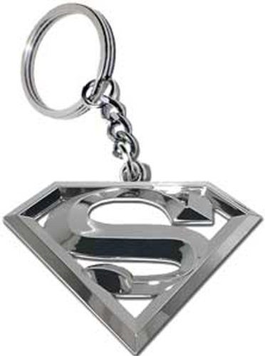 Licenses Products DC Comics Originals Superman Metal Keychain