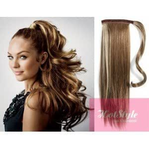 Amazon.com : HOTstyle - Clip in ponytail wrap / braid hair ...