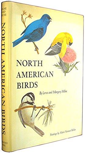 North American Birds -  Lorus Johnson Milne, Hardcover
