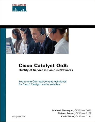 Amazon com: Cisco Catalyst QoS: Quality of Service in Campus