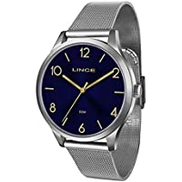 98e062dc99f Relógio Lince Feminino Prata Lrt4394l - D2sx