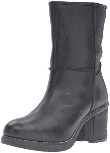 Naughty Monkey Women's Arctic Ankle Bootie Black