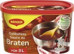 Maggi Delikatess Sauce zu Braten 3 l