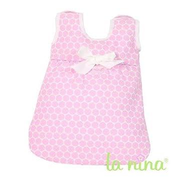 Amazon.es: La Nina - Saco de dormir para muñecas, color rosa (Diset 60236): Juguetes y juegos