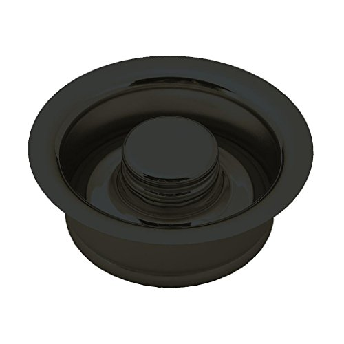 Westbrass InSinkErator Style Disposal Flange and Stopper, Oil Rubbed Bronze, D2089-12 by Westbrass