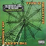 Least Worst of by Type O Negative Explicit Lyrics edition (2000) Audio CD