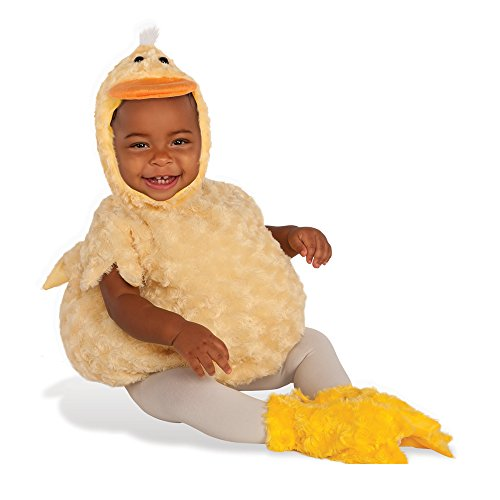Rubie's Baby Duckling Costume, As Shown, Toddler -