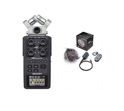 pack Accessoires APH-6 Enregistreur num/érique 6 pistes Zoom H6
