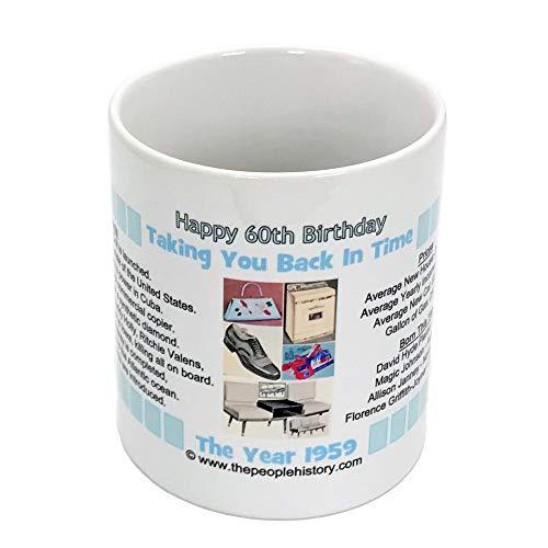 (60th Birthday Gift - Coffee Mug)