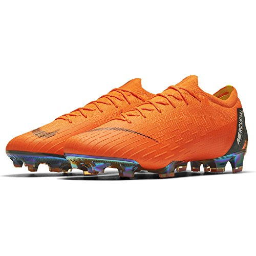 Nike Mercurial Vapor Orange - Nike Mercurial Vapor 12 Elite FG Cleats [Total Orange] (10.5)