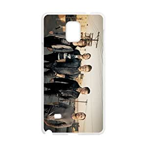 Happy Rock Band Design Personalized Fashion High Quality Phone Case For Samsung Galaxy Note4