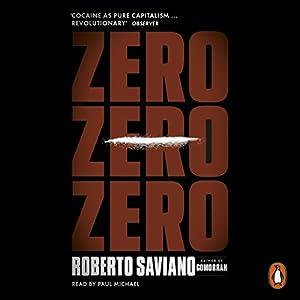 Zero Zero Zero Audiobook